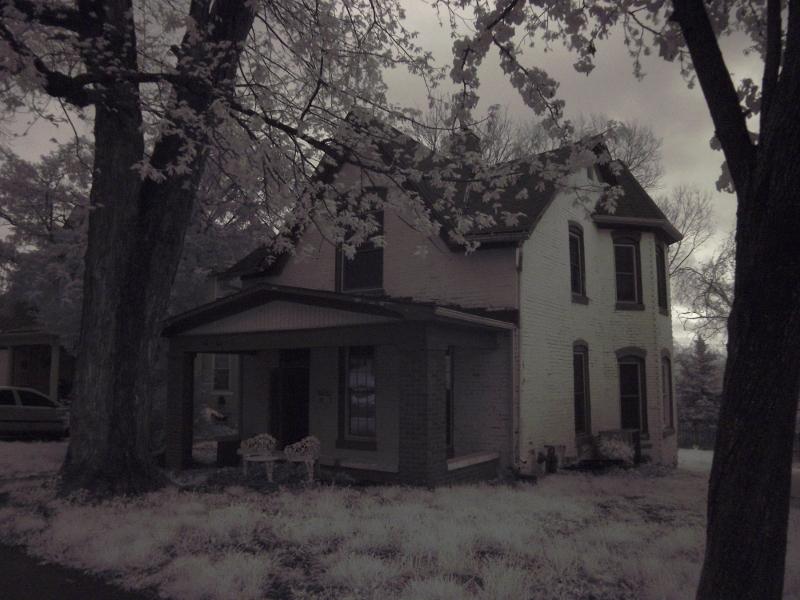 The Sallie House - Atchison, KS