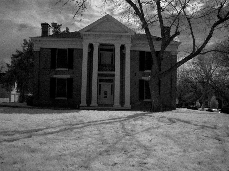 The John Wornall House - Private Investigation