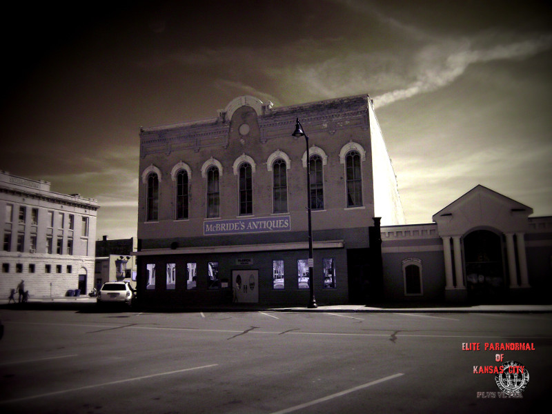Carthage Opera House - Carthage, Missouri