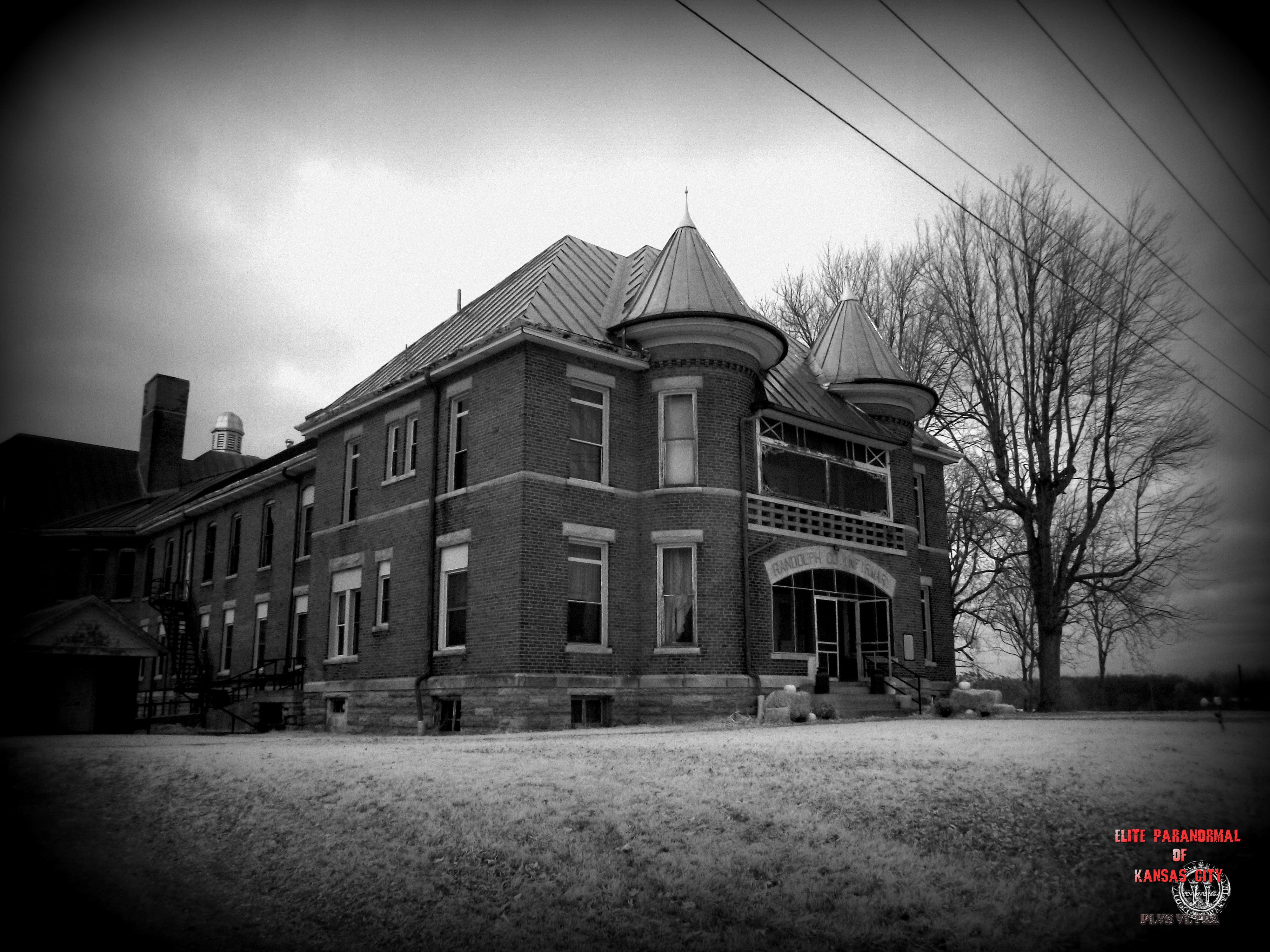 Randolph County Infirmary - Winchester, Indiana