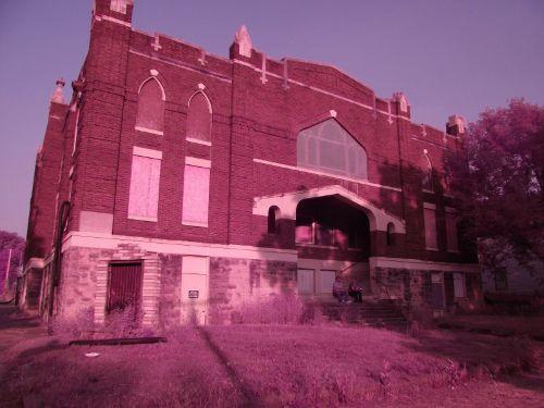 The Harrison Street Church - Topeka, KS