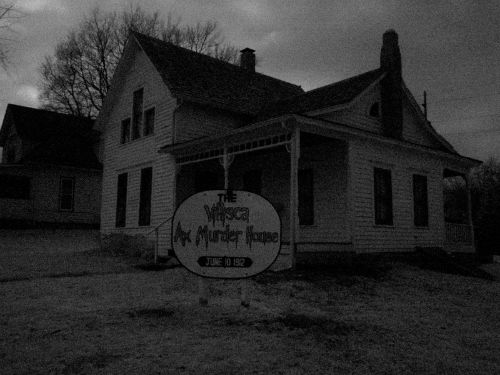 The Villisca Axe Murder House - Villisca, IA