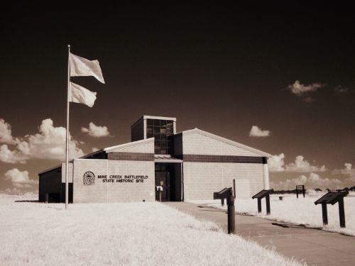 The Mine Creek Battlefield - Pleasanton, KS