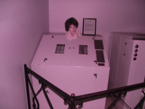 The Glore Psychiatric Museum - St. Joseph, MO