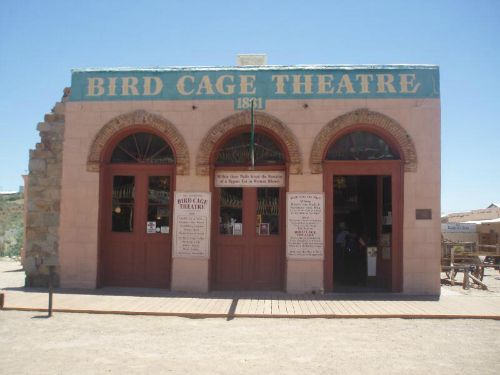 The Tombstone Theater - Tombstone, AZ