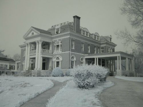 The Rockcliffe Mansion - Hannibal, MO