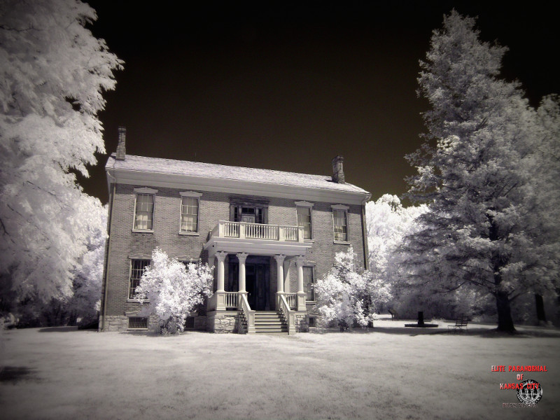 Anderson House at Lexington, Missouri Battlefield