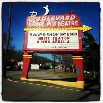 The Boulevard Drive In - Kansas City, KS