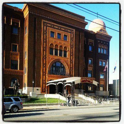 Shrine Mosque - Springfield, MO