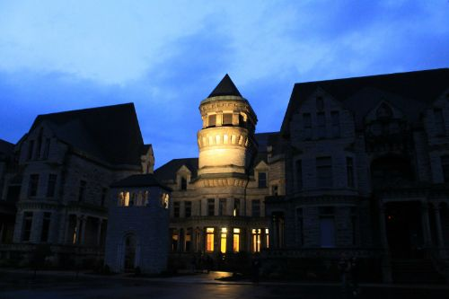 The Ohio State Reformatory - Mansfield , OH