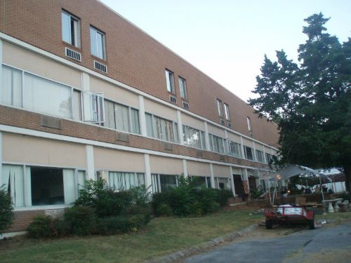 Old South Pittsburg Hospital - South Pittsburg, TN